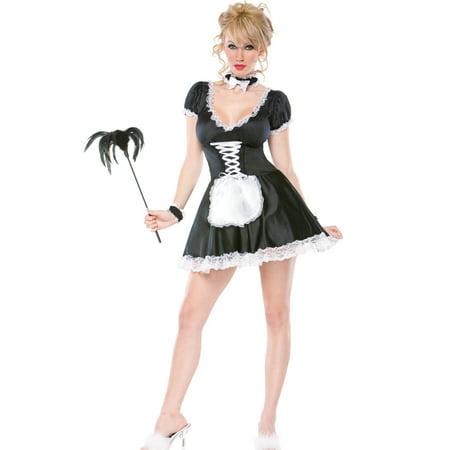 Chamber Maid Ladies Adult Costume](French Maid Costum)