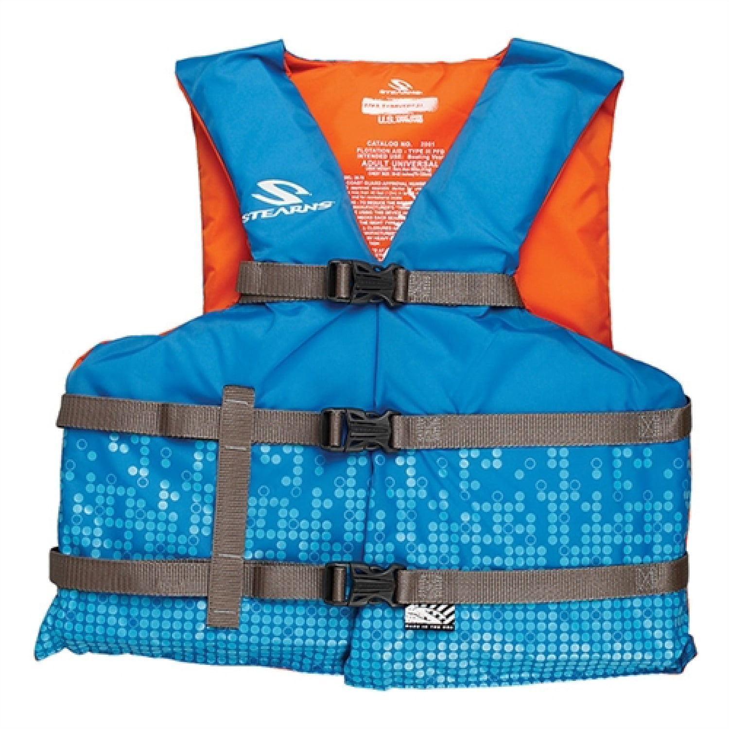 Stearns Adult Nylon Universal Life Jacket by COLEMAN
