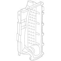 Genuine OE GM Side Cover 24265264