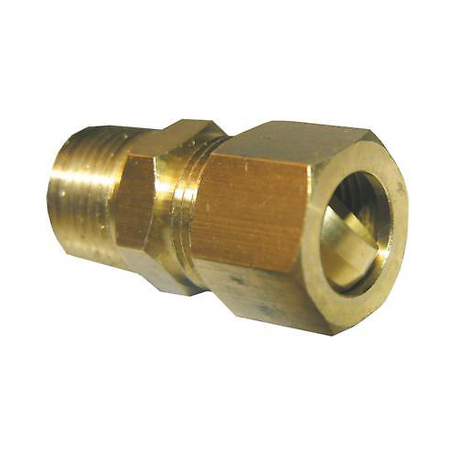 Inch Compression x 1//2 Inch Compression Elbow anderson metals corp 710065-08 1//2