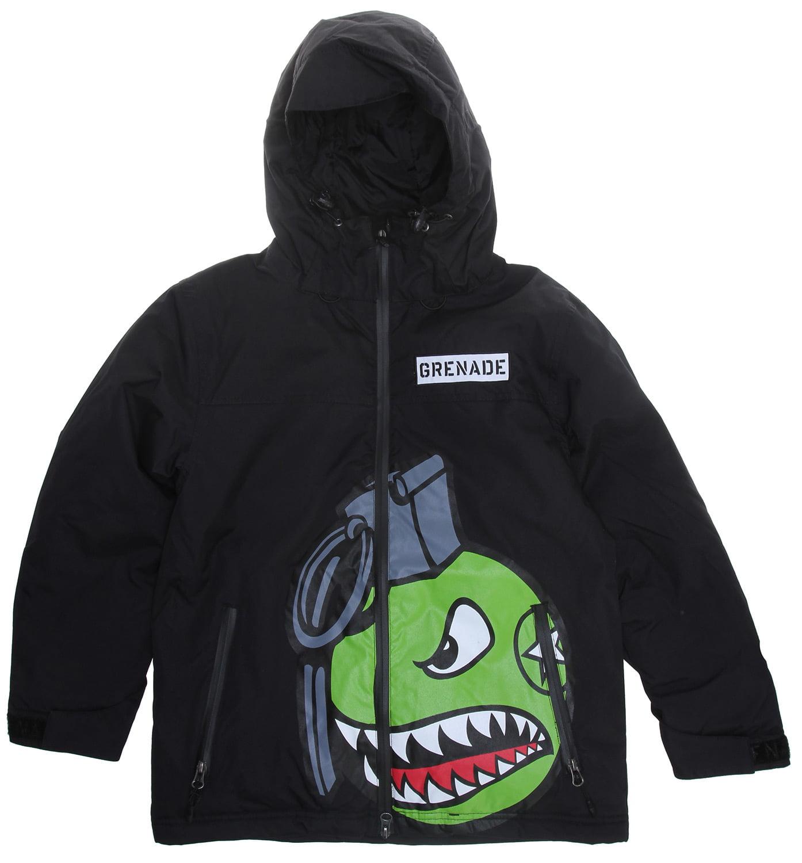 Grenade Recruiter Snowboard Jacket Snowboard Jacket Black...