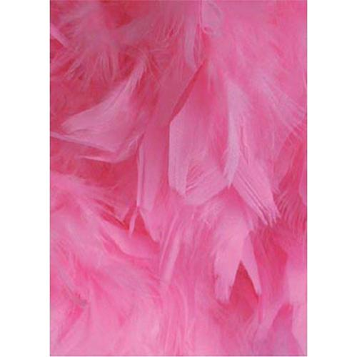 Economy Hot Pink Feather Boa Rubies 7107, One Size