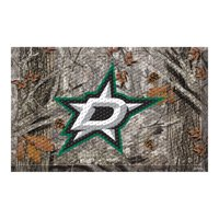 "NHL - Dallas Stars Scraper Mat 19""x30"" - Camo"
