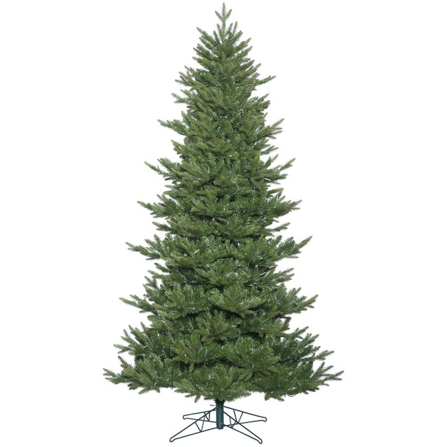 Vickerman 9' Hawthorne Frasier Fir Artificial Christmas Tree, Unlit