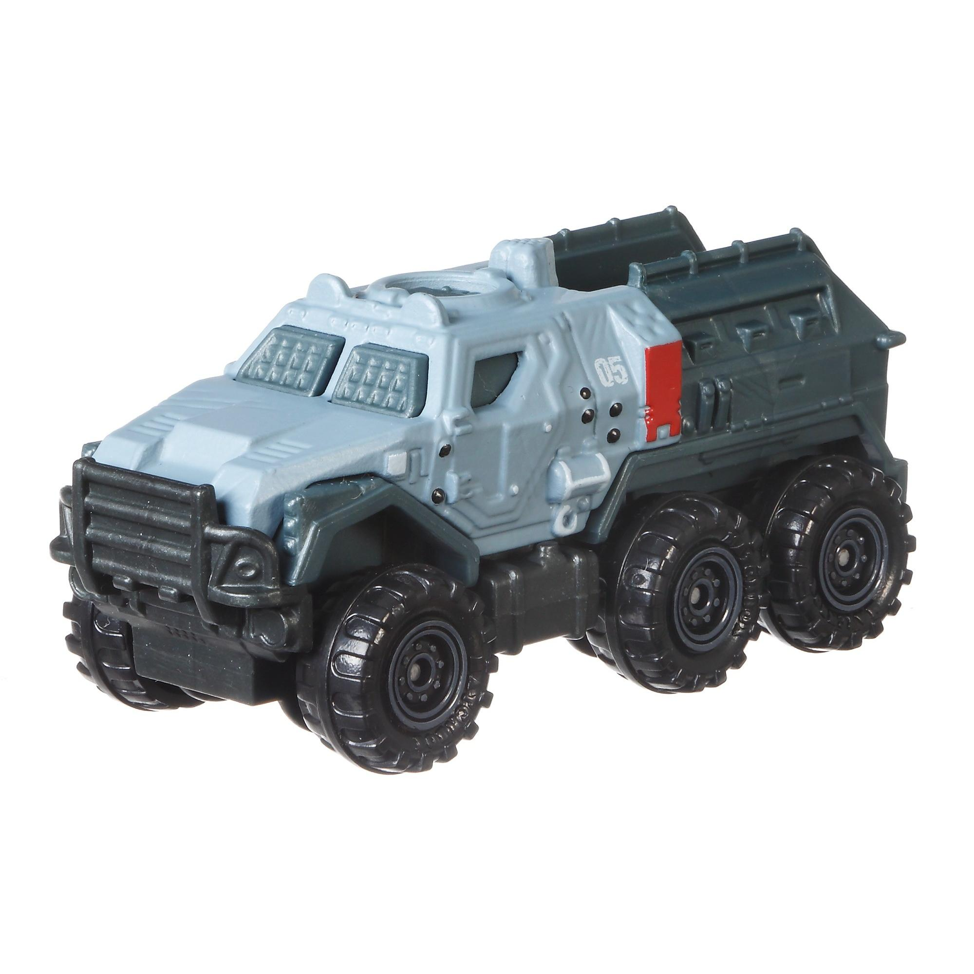 Matchbox Jurassic World Die-cast Vehicle (Styles May Vary) by Mattel