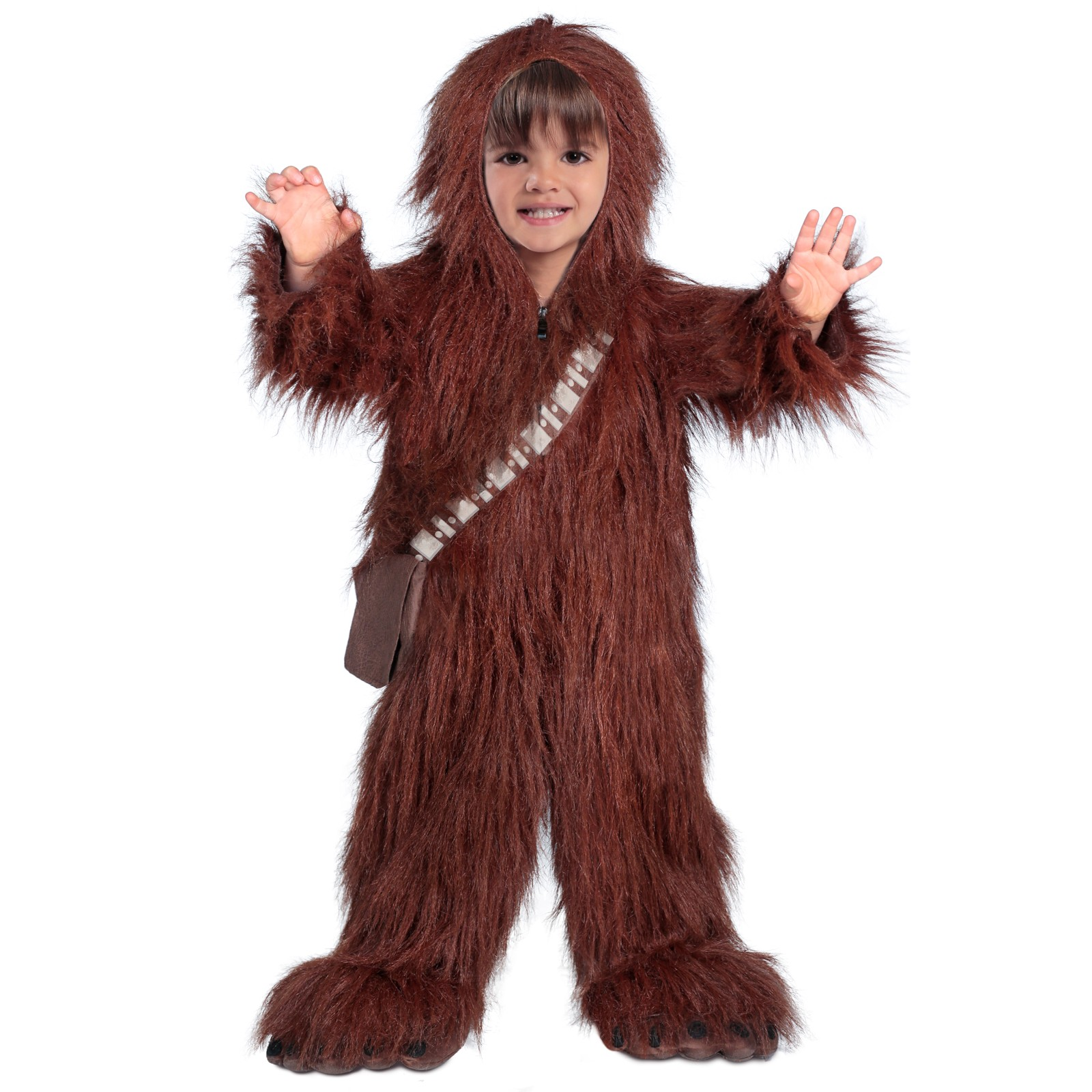 Child size Classic Star wars Premium Chewbacca Costume 4 sizes fnt