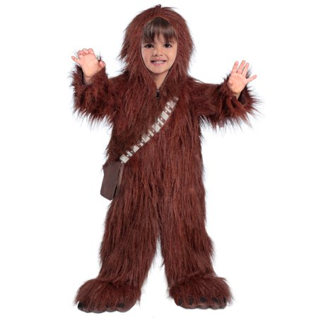 Classic Star Wars Premium Toddler Chewbacca Halloween Costume - Toddler Chewbacca Costume