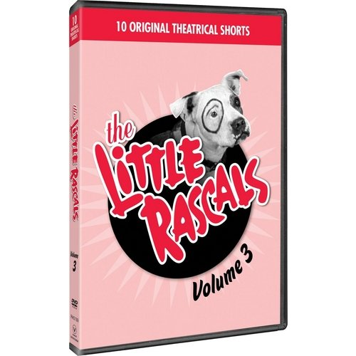 The Little Rascals: Volume 3 (Full Frame)