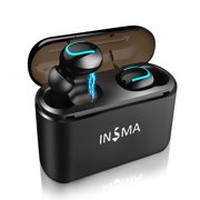 Mini TWS bluebooth 5.0 Earbuds, Sport True Wireless Headphones Bass Twins Stereo In-Ear Earphone for iPhone & Samsung Android Smart Phones