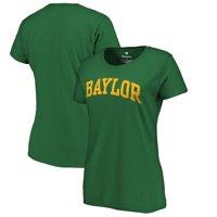 Baylor Bears Fanatics Branded Women's Basic Arch T-Shirt - Green