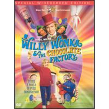Willy Wonka And The Chocolate Factory (Widescreen, Special