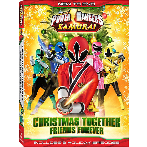 Power Rangers: Christmas Together, Friends Forever (Widescreen)