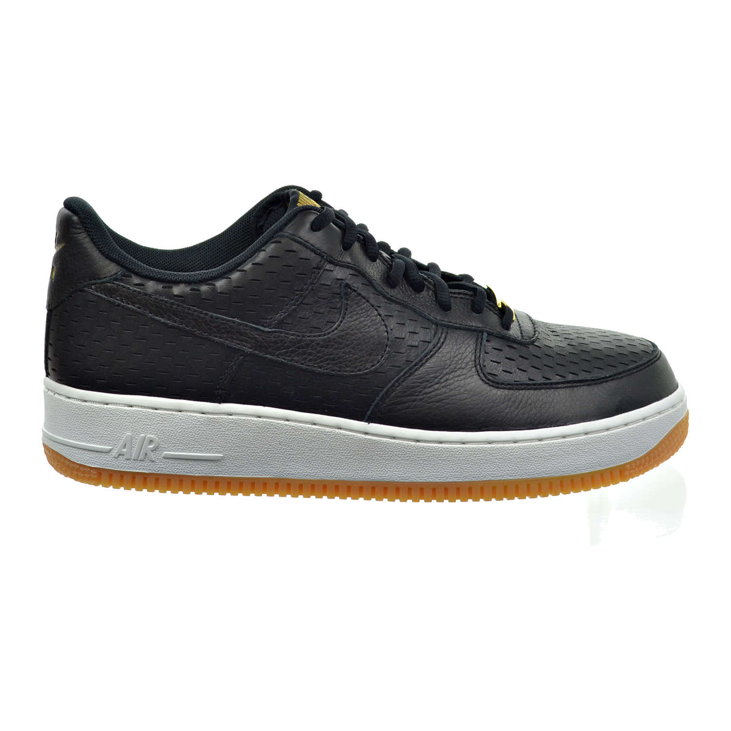 Nike Air Force 1 '07 Premium Women's Shoes Black/Summit W...