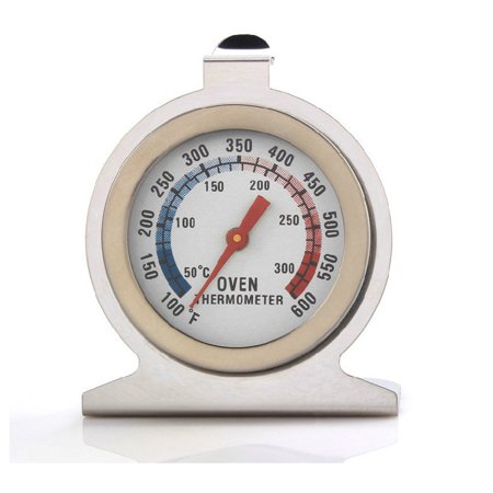Home Food Meat Dial Stainless Steel Oven Thermometer Temperature - Dial Temperature Range