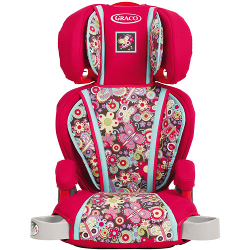 Graco - Highback Turbobooster Car Seat, Kallie