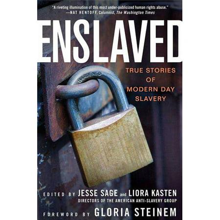 Enslaved: True Stories of Modern Day Slavery ()