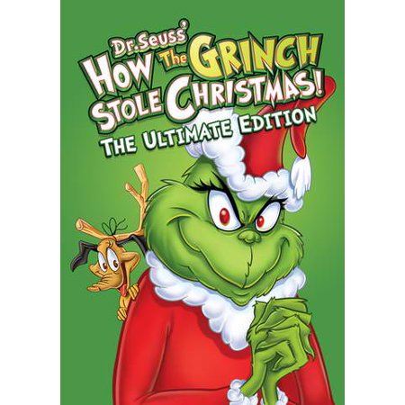 Grinch Stole Christmas Flannel - How the Grinch Stole Christmas: Ultimate Edition