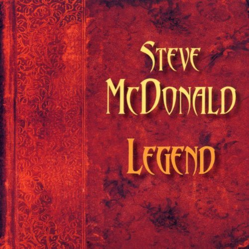 Steve McDonald - Legend [CD]
