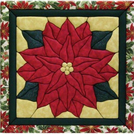 Complete Quilt Kit (Poinsettia Quilt Magic Kit)