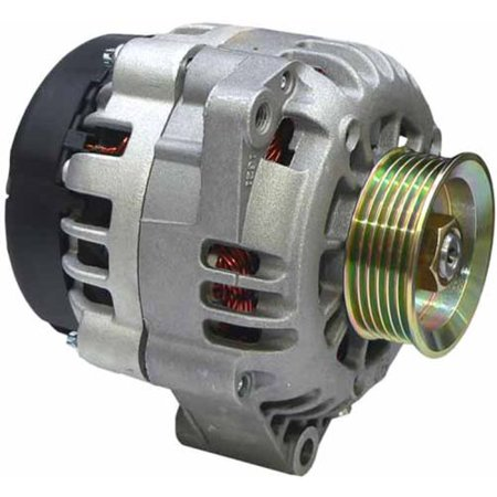 DB Electrical ADR0130 New Alternator For Chevy S10 Pickup Truck 2.2L 2.2 98 99 00 01 02 03 1998 1999 2000 2001 2002 2003 Gmc Sonoma S10 Pickup, Hombre 98 99 00 1998 1999 2000 321-1433 321-1818 RM1243