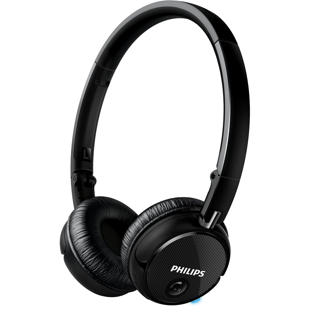 Philips Shb6250/27 Wireless Bluetooth Headphones, Black