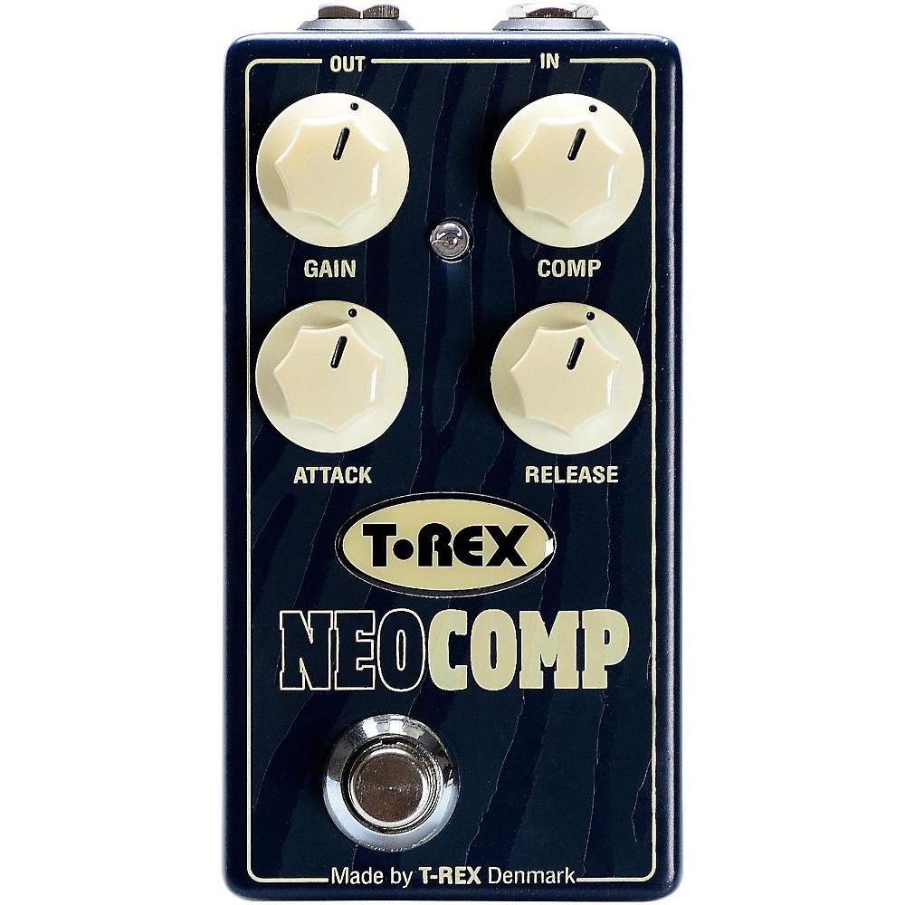 T-Rex Engineering Neo Compressor Effects Pedal by T-Rex Engineering