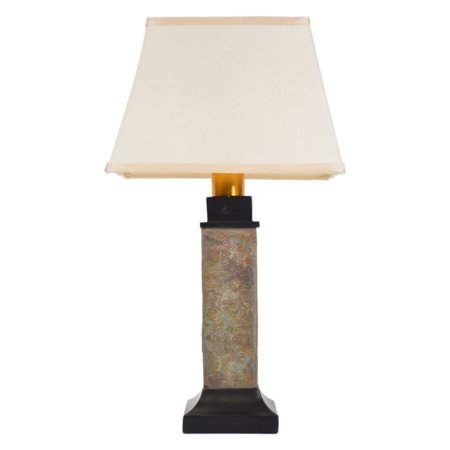 Torch Light St913b Wireless All Weather Table Lamp Natural Slate