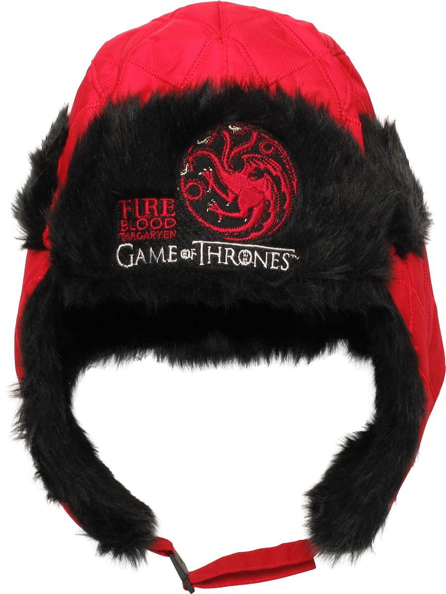 Game of Thrones Targaryen Trapper Hat