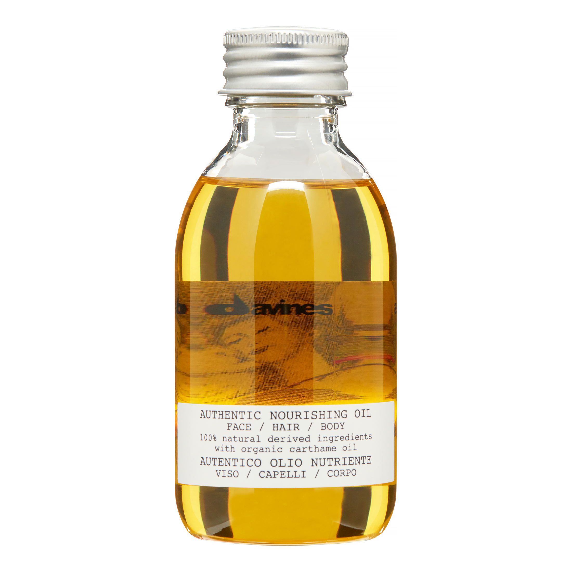 Davines Aunthentic Nourishing Oil, 4.73 Oz