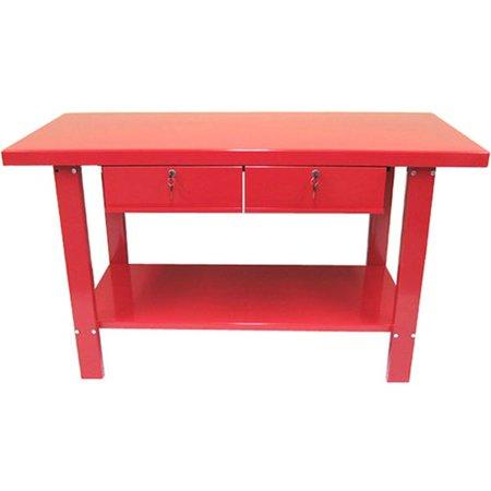 Outstanding Excel Hardware 59W Steel Top Workbench Walmart Com Beatyapartments Chair Design Images Beatyapartmentscom