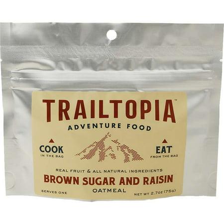 Trailtopia Brown Sugar Raisin