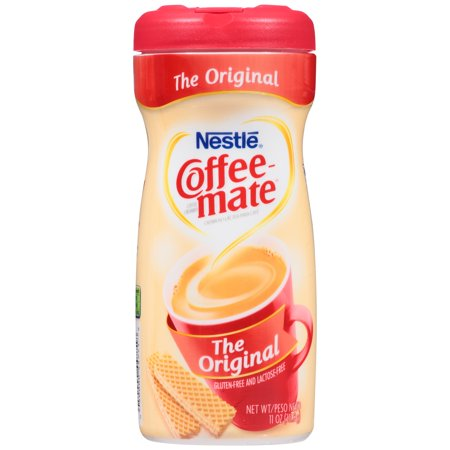Nestle Coffeemate Original Powder Coffee Creamer 11 oz. Canister