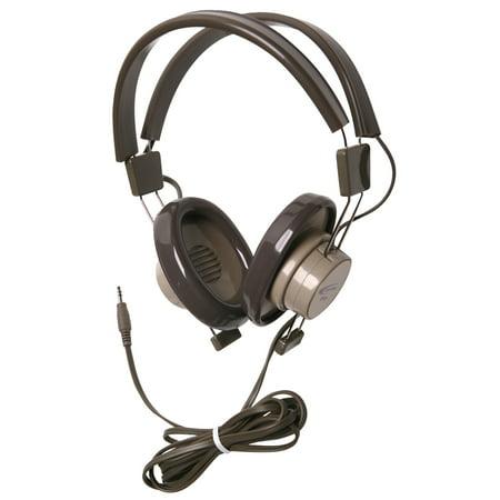 Califone 610-41 Headphone, Mono, 1/4 in Plug
