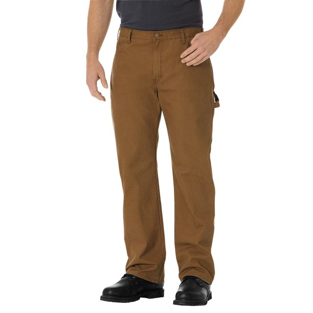 Dickies Relaxed Fit Straight Leg Carpenter Duck Jean