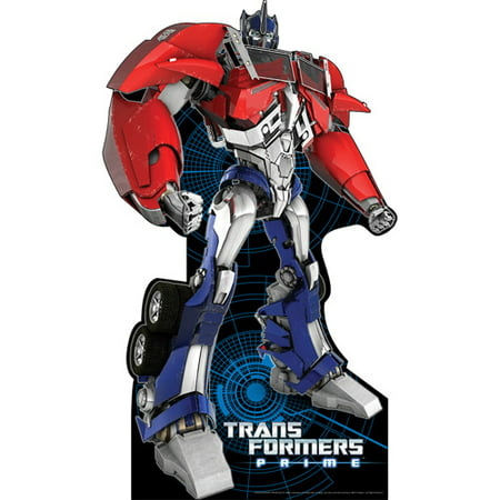Transformers For Sale >> Sale Optimus Prime Transformers Standee Collection Metal