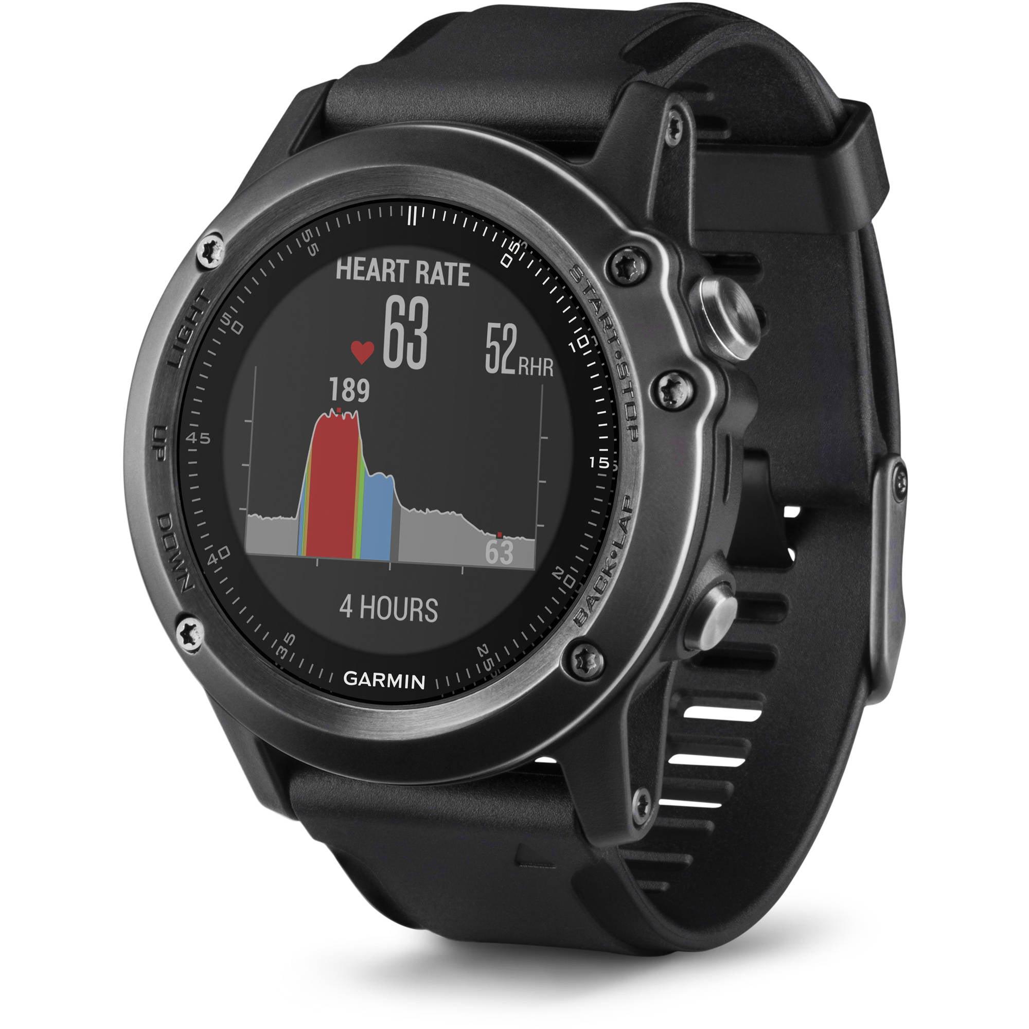 Garmin fenix 3 HR GPS Smartwatch by Garmin