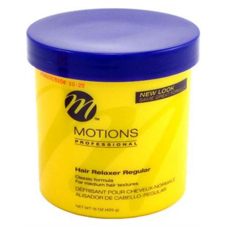 Hair Relaxing Products : Motions Hair Relaxer Regular, 15 oz (Pack of 2) - Walmart.com