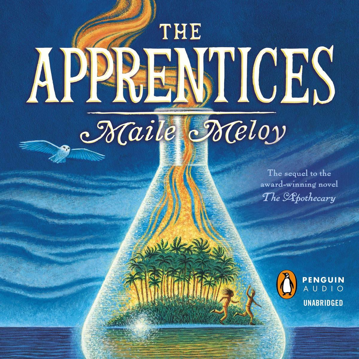 The Apprentices - Audiobook