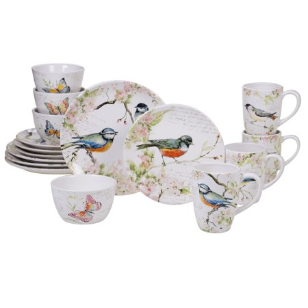 Certified International  Spring Meadows 16-piece Dinnerware