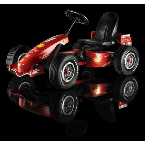 Berg Toys Ferrari F1 Pedal Go-Kart