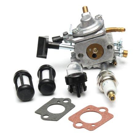 Carburetor Carb Fuel Filter Kit For Zama Stihl BR500 BR550 BR600 Backpack Blower - image 9 of 12