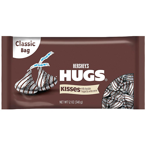 Hershey's Hugs Candies, 12oz
