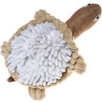 Paws & Pals Dog Toys for non Aggressive Chewers - Interactive Squeaky Plush Pet Chew Toy for Large & Small Dogs, Cats