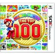Mario Party: The Top 100, Nintendo, Nintendo 3DS, 045496744847