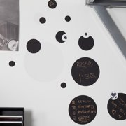 Black & White Dots Decals