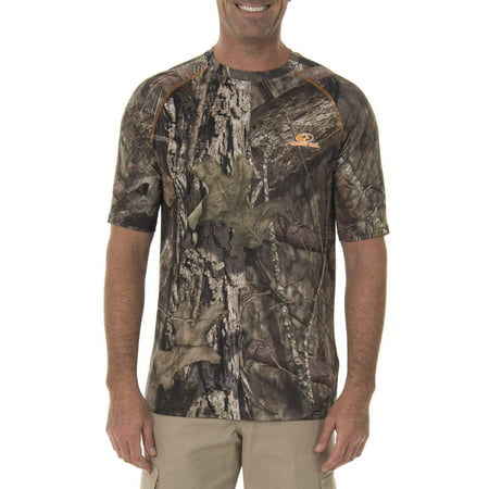 Mossy Oak Timber (Mossy Oak Insect Repellent Performance Short Sleeve)