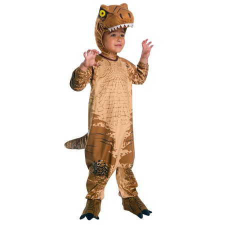 Jurassic World: Fallen Kingdom T-Rex Toddler Halloween Costume - Halloween Costumes Three