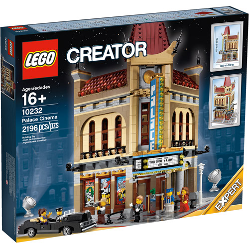 LEGO Creator Palace Cinema Play Set