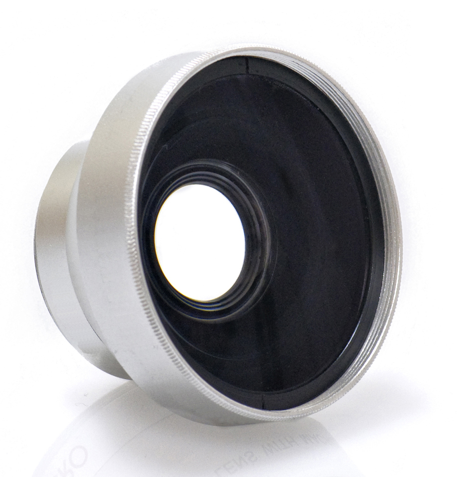 New 0.43x High Grade Wide Angle Conversion Lens (30mm) Fo...