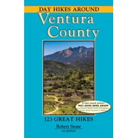 Day Hikes Around Ventura County: 123 Great Hikes (Paperback)